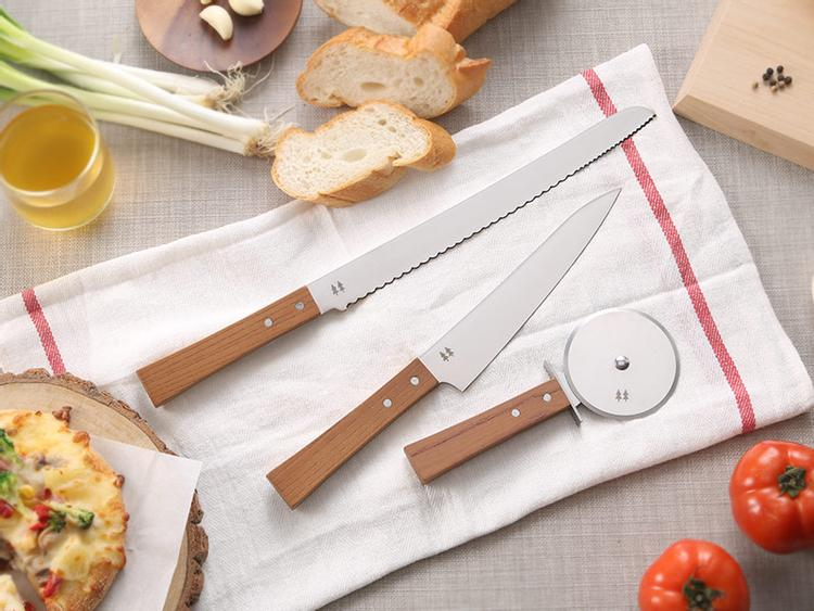 morinoki 手工櫸木刀具